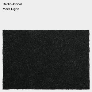 Berlin Atonal: More Light Boxset